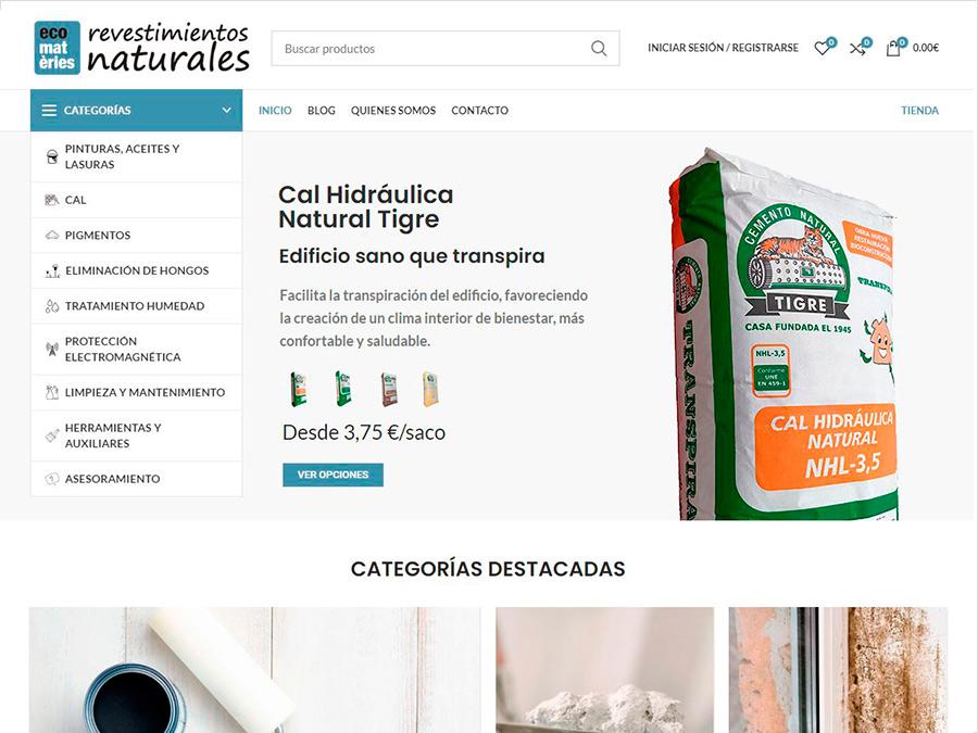 ecomateries-web